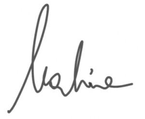Sign I Martina